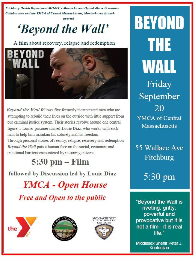 beyond the wall ymca