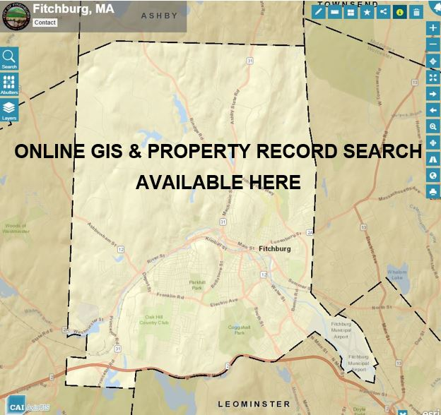 Online GIS & Property Record Search Available Here
