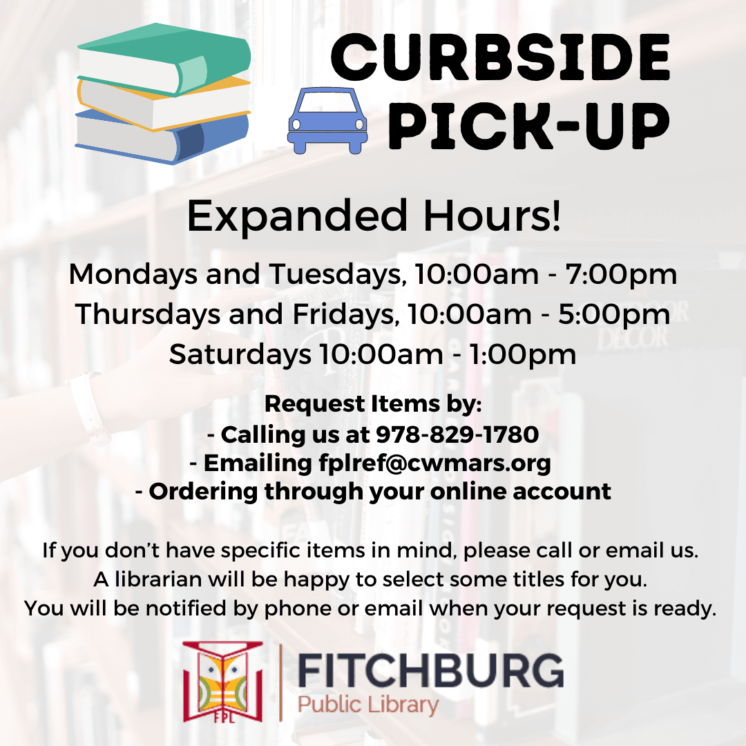 Expanded Curbside Hours