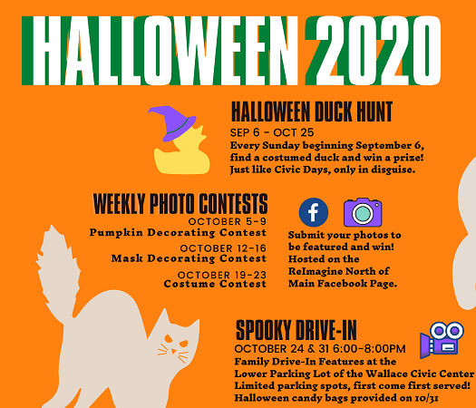 Halloween 2020 - Events