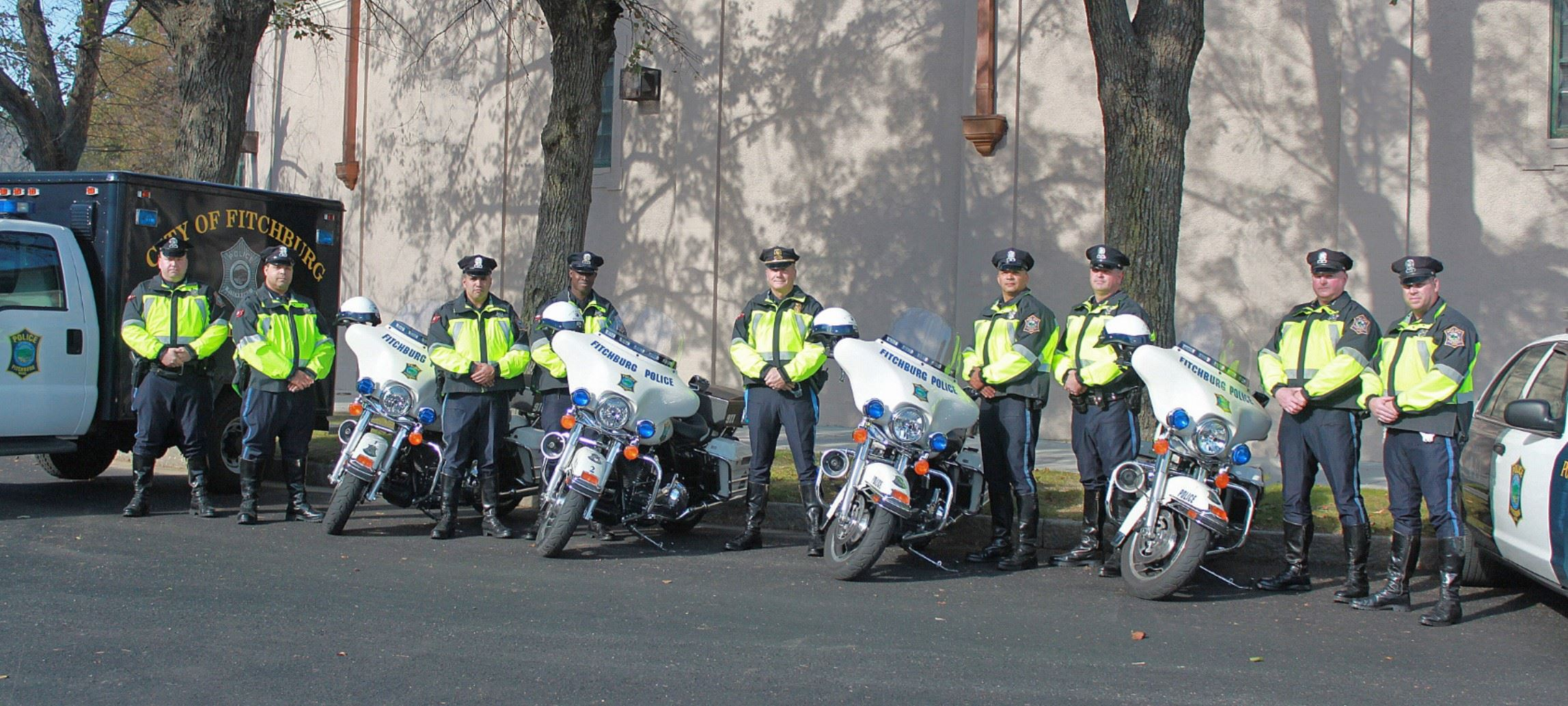 FPD Motorcycle Unit
